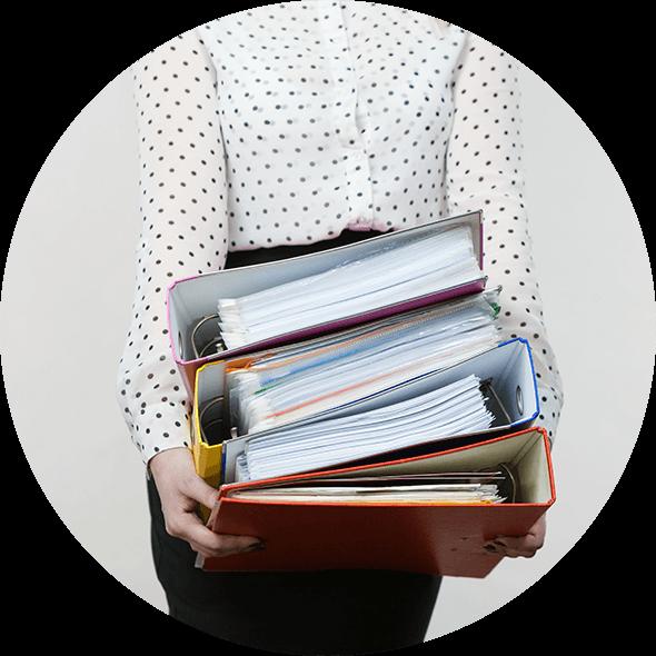 berwicks office technology document management circle image
